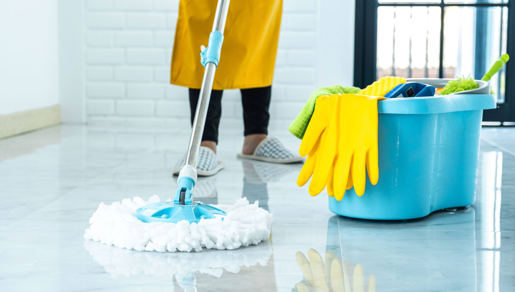 Your Cleaning Checklist with Easy Tips