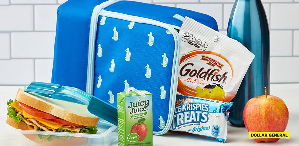 Easy Ways to Prep School Lunch