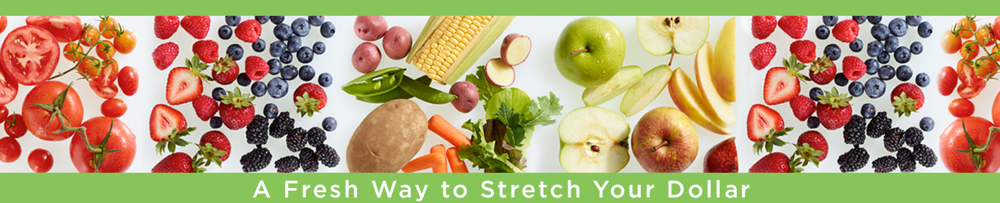 A Fresh Way to Stretch Your Dollar
