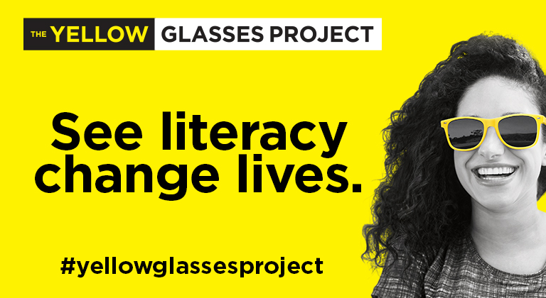See Literacy Change Lives with the Dollar General. Learn More.