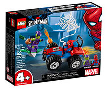 Spiderman Spider-Man Car Chase $9.50