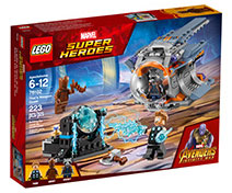 Super Heroes Thor's Weapon Quest $9.50
