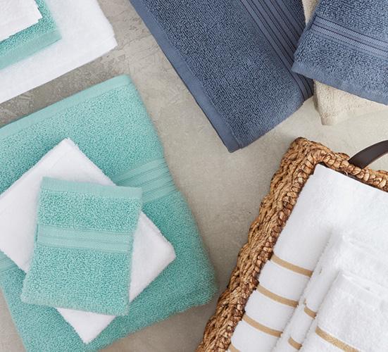 Great three dollar towels.