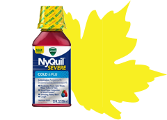 Vicks DayQuil Severe Cold & Flu Syrup