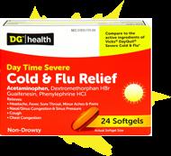 DG Health Head Congestion Relief